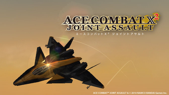 ACE COMBAT X2 JOINT ASSAULT