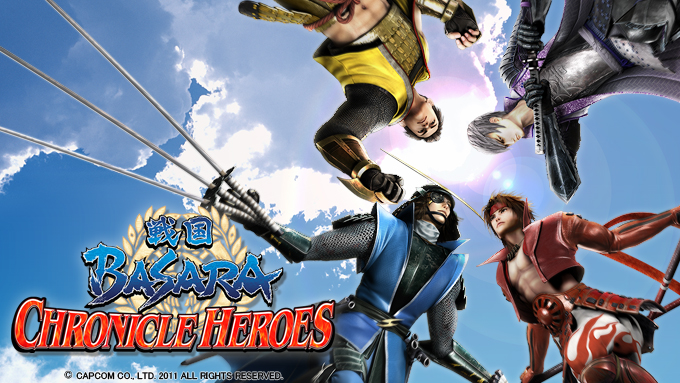 SengokuBASARA Chronicle Heroes
